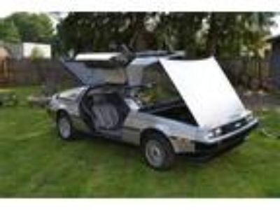 1981 DeLorean DMC-12 Coupe Original