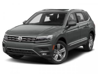 2018 Volkswagen Tiguan SEL Premium ()