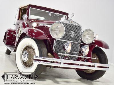 1930 Cadillac Convertible
