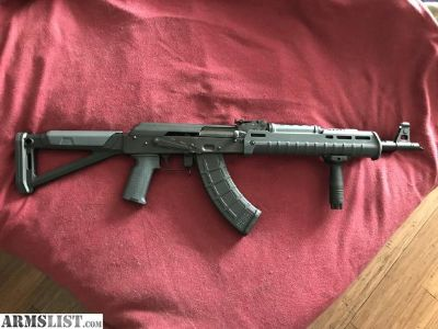 For Sale/Trade: Ras47 century AK Magpul