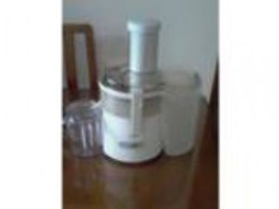 Sunbeam Fresstart Juicer