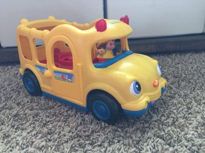 Little People bus toy