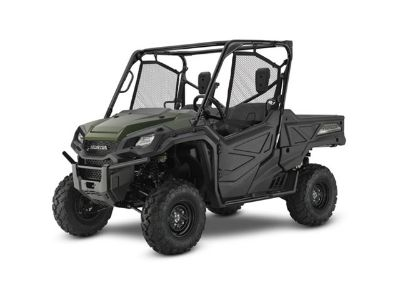 2017 Honda Pioneer 1000 Side x Side Utility Vehicles Hilliard, OH