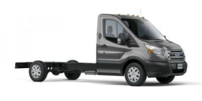2019 Ford Transit Utility Truck (Oxford White)