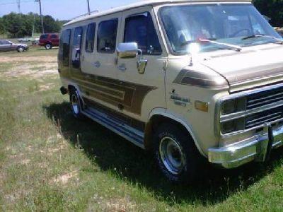 $1,800 1984 Chevy C-20 Van