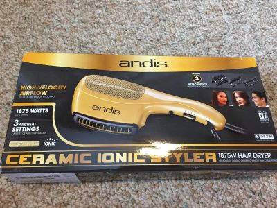 Andis hair dryer-NEW