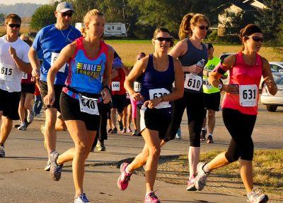 Get to the Point Half Marathon- Saturday, Sept. 26th , 2015 ElK Point, SD 57025