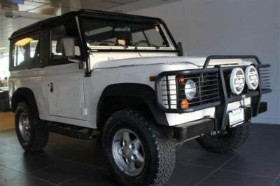 Buy 1995 Land Rover Defender 90 motorcycle in Arlington, Virginia, United States, for US $49,894.00