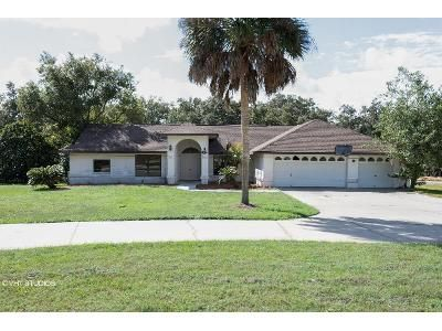 4 Bed 2.5 Bath Foreclosure Property in Zephyrhills, FL 33541 - Bernadette Dr