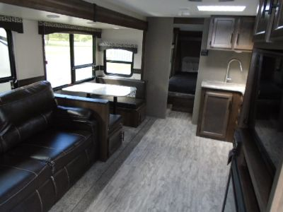 2018 KZ RV CONNECT  261RB