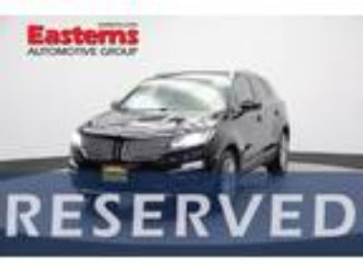 Used 2016 Lincoln MKC Black Velvet, 43K miles