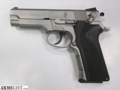 For Sale: Used S&W Model 4006 .40cal