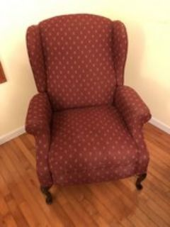 Recliner Wingback Chair