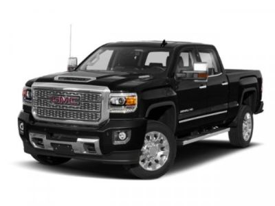 2019 GMC Sierra 2500HD Denali (Summit White)