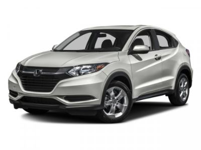 2016 Honda HR-V LX (Alabaster Silver Metallic)