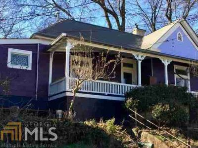 133 Tye St SE Atlanta Two BR, Charming historic Cabbagetown