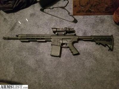 For Sale/Trade: Ruger SR-762