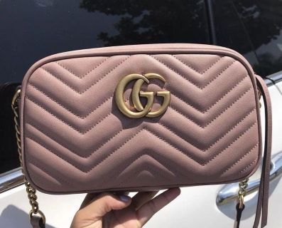 Gucci authentic marmont nude pink