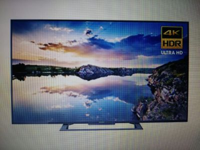 """2017. 70"""" Sony TV Brand-new in a box"""