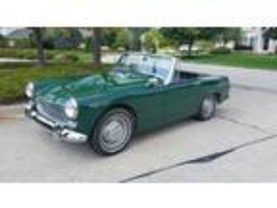 1966 Austin Healey Sprite Convertible