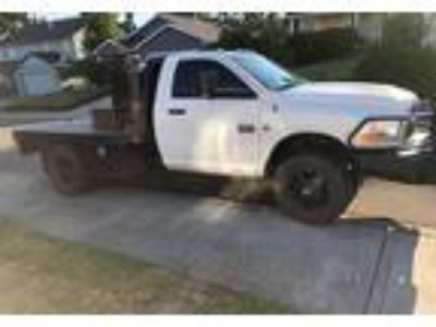 2012 Dodge Ram-3500-Flatbed-Truck Truck in Vancouver, WA