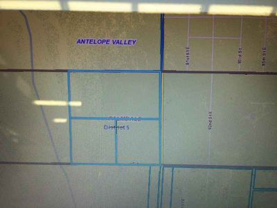 Vic 90th St. East & Ave Q Palmdale, Includes 3 parcels