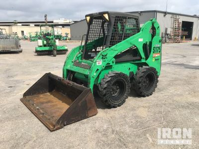 2012 Bobcat S175 Skid-Steer Loader