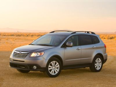 2008 Subaru Tribeca Ltd. 5-Pass. (Quartz Silver Metallic)