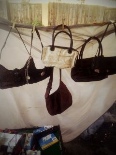 Handbags $4 each