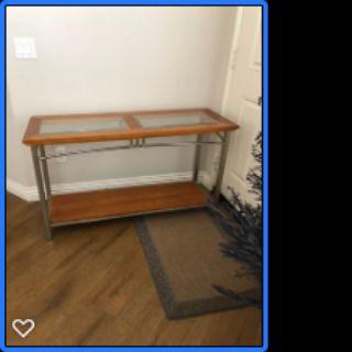 Ethan Allen Console/Sofa Table
