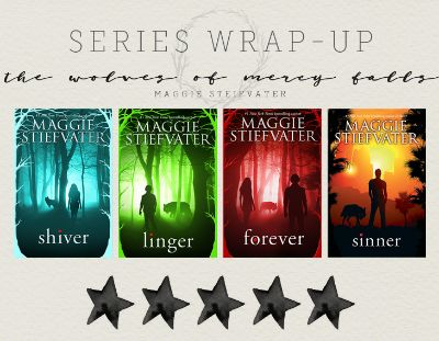 Wolves of Mercy falls series