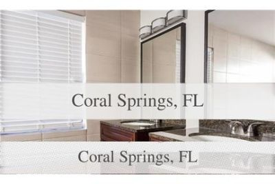 Amazing Single Family Home for Rent in GLEN, Coral Springs.
