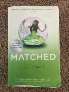 ALLY CONDIE BOOK
