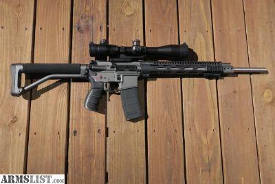 For Sale: Custom AR-15, Like New