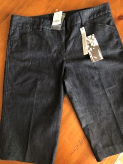 Women s size 8 Express jeans