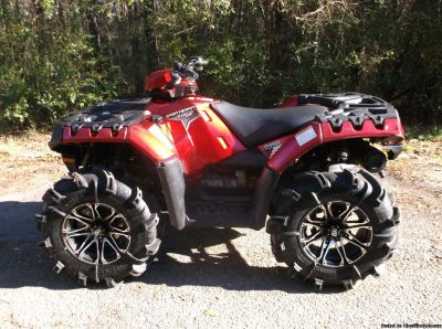 =2014 Polaris Sportsman XP H.O. EPS=