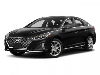 2018 Hyundai Sonata Sport (Symphony Silver)