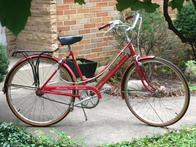 Vintage Schwinn Women's Bicycle