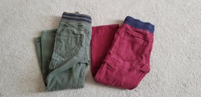 Two Pairs of Gymboree Pants Size 5