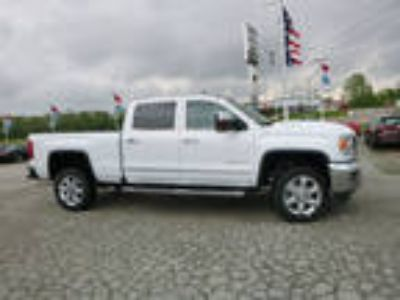 2018 GMC Sierra 2500 White