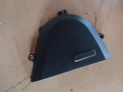 Purchase 2001 Triumph TT 600 Front Sprocket Lower Left Engine Motor Cover Panel Case motorcycle in Saint Louis, Missouri, US, for US $29.99