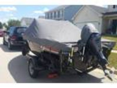 2012 G3 V164F Fishing Boat