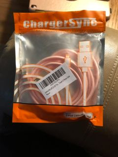 iPhone charging cable 3 long (2)