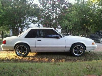1993 Mustang (Supercharged)