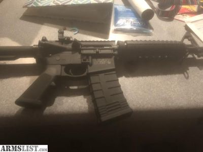 For Sale: Smith & Wesson MP sport 2 AR-15