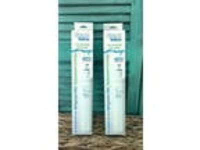 2 New Great Value Refrigerator Filter LG Kenmore 5231JA20068