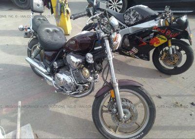 1988 Yamaha XV1100