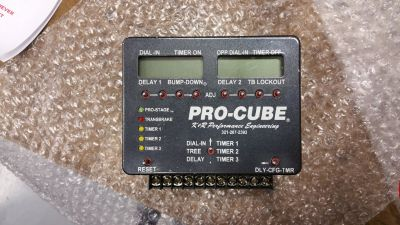 K&R Performance Engineering Pro Cube