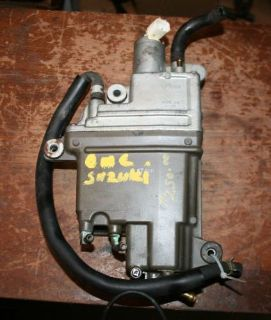 Purchase good Used evinrude Suzuki outboard 40 50 hp 4 stroke vapor separator fuel pump motorcycle in Scottsville, Kentucky, United States, for US $199.00