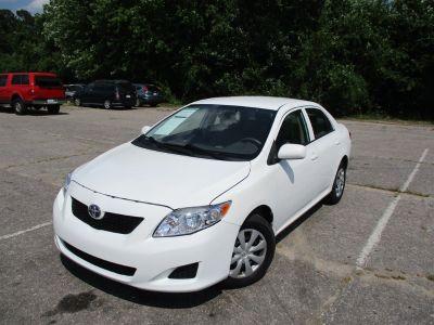 2010 Toyota Corolla Base (White)